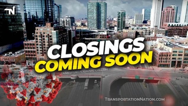 COVID19 closings coming soon