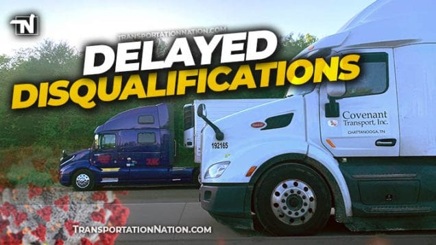 Delayed Disqualifications