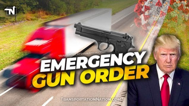 Emergency Gun Order – SBTC to President Trump