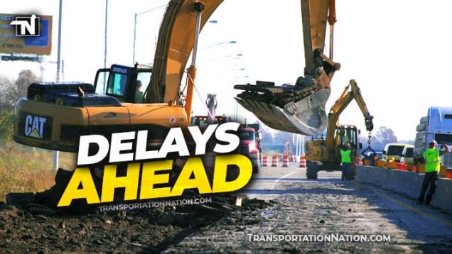 Indiana I-70 – Delays Ahead