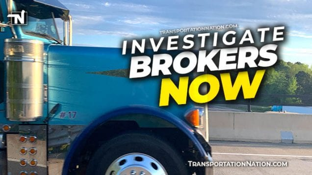 Investigate Brokers Now