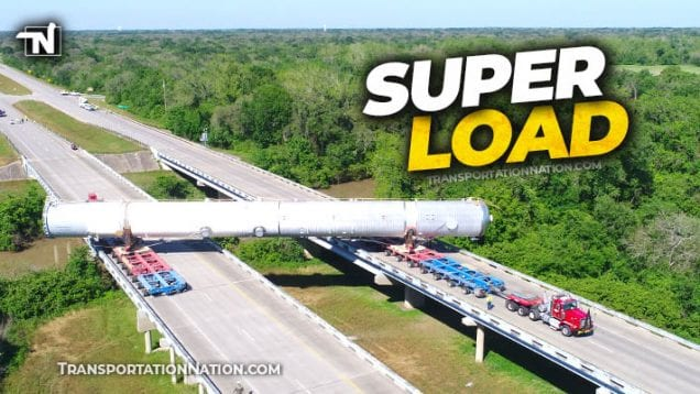 Superload in Texas