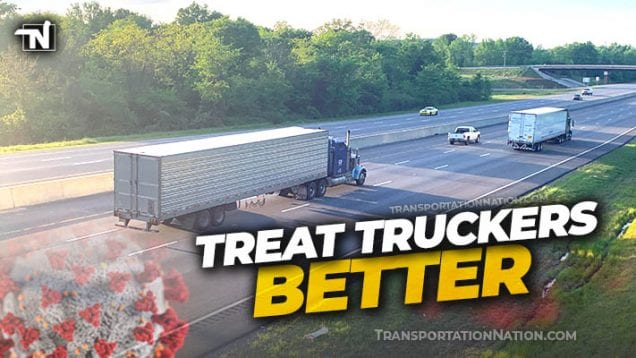 Treat Truckers Better Petitions