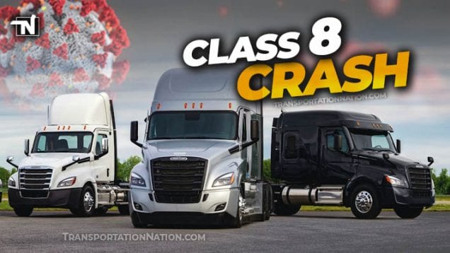 class 8 crash – april 2020