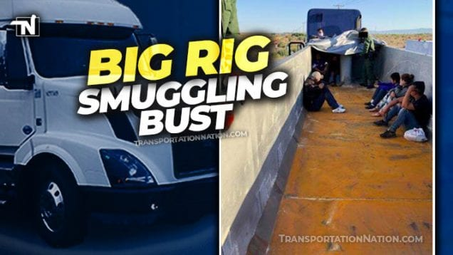 Big Rig Smuggling Bust – May 12 2020