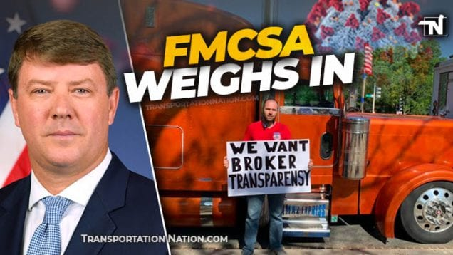 FMCSA Weighs In