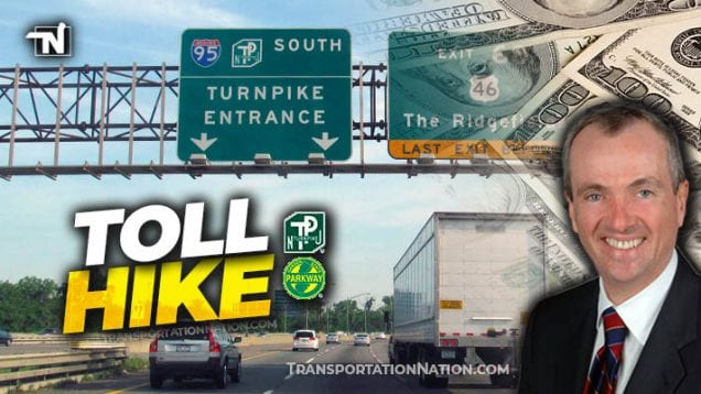 New Jersey Toll Hike – May 2020