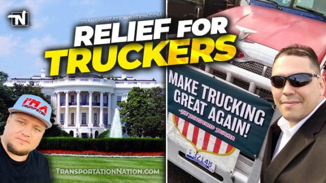 Relief for Truckers – Santiago and Karman