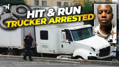 San Antonio Hit & Run Trucker Arrested