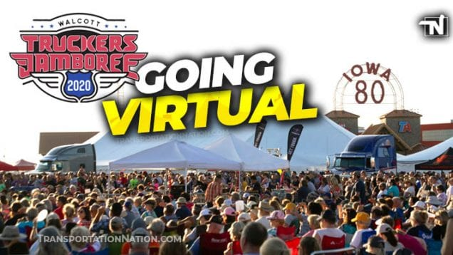 Truckers Jamboree 2020 Going Virtual