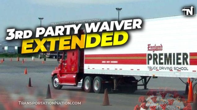 3rd party waiver COVID19 – extended