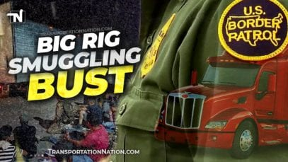 Big Rig Smuggling Bust – 58 people