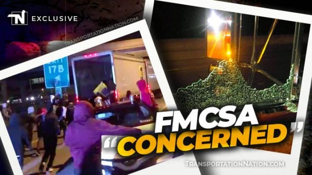 FMCSA meeting with UTA – Joe DeLorenzo on TWTS Podcast