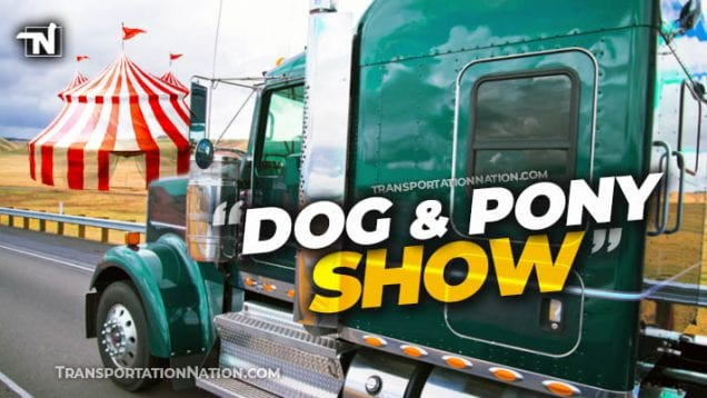 FMCSA's dog and pony show