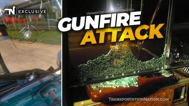 Gun Fire Attack – Marcus Sommers