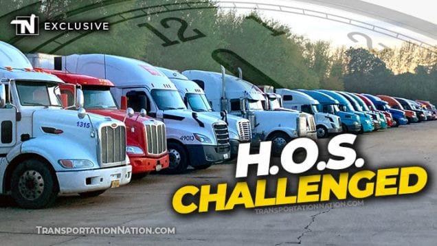 HOS Challenged by Teamsters