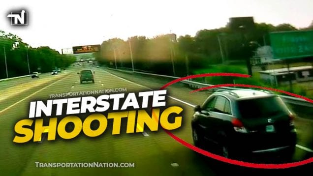 Interstate Shooting on I-40 in Memphis