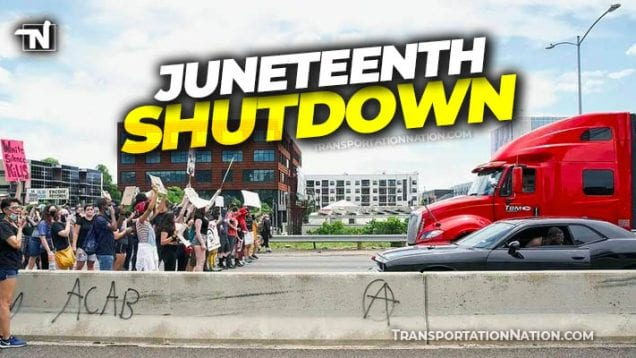 Juneteenth Shutdown
