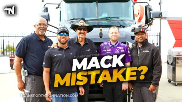 MACK Trucks – Bubba Wallace Noose Hoax
