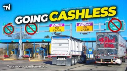 PA Turnpike Going Cashless