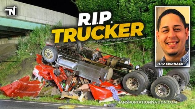 RIP Tito Surinach – Trucker Dies in Accident