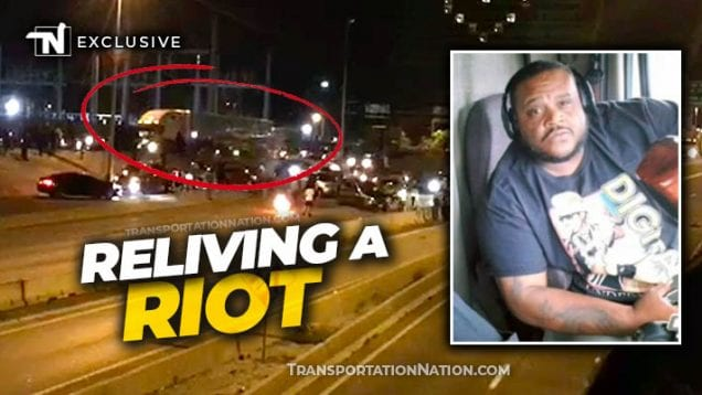 Reliving a Riot – FedEx drags looter St Louis