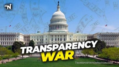 Transparency War