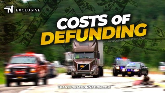 costs of defunding
