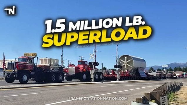 1.5M lb SUPERLOAD