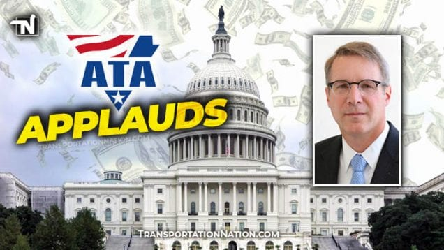 ATA applauds House passing bill