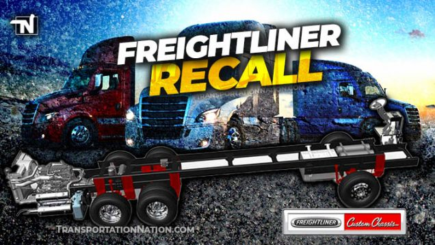 Another Freightliner Recall