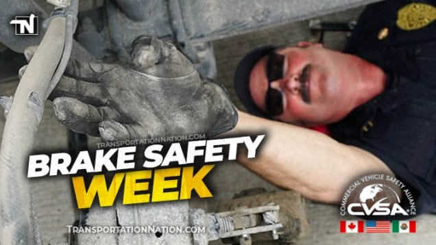 Brake Safety Week – August 2020