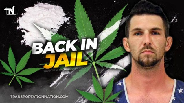 Corey Withrow Back in Jail
