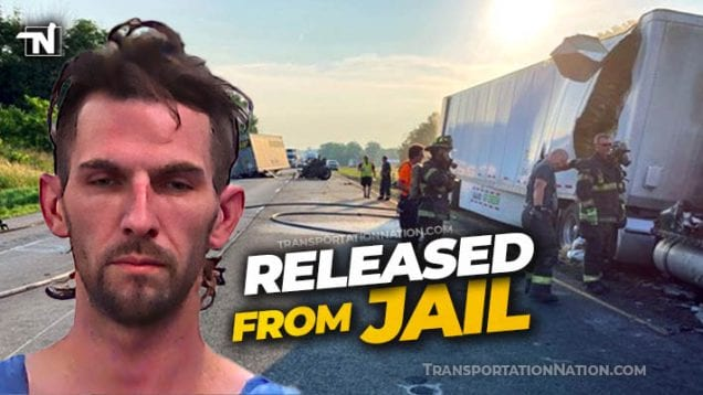 Deadly I-70 Crash in Indiana – Corey R. Withrow Released from Jail