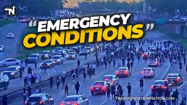 FMCSA says truckers can to this in emergency riot conditions