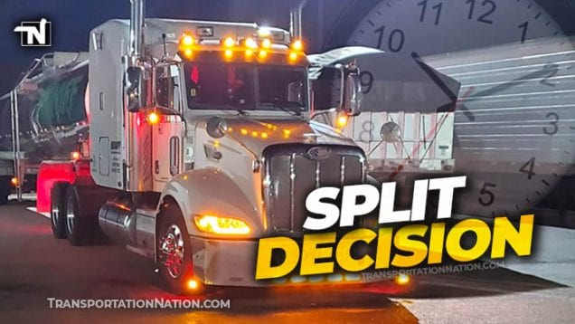 FMCSA split decision