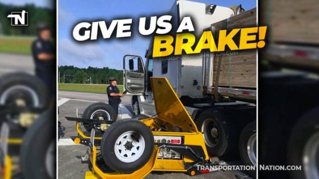 Give Us A Brake – Georgia DOT