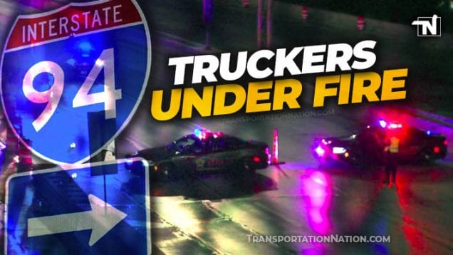 Interstate 94 Under Fire