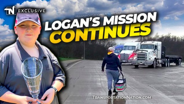 Logan's Mission Continues