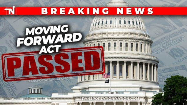 Moving Forward Act PASSED House – Breaking