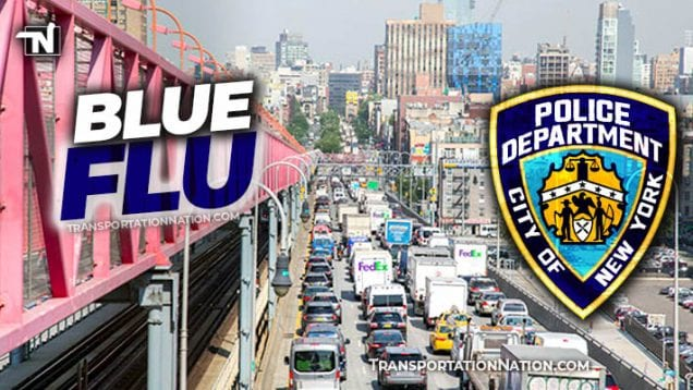 NYPD Blue Flu 4th of July 2020