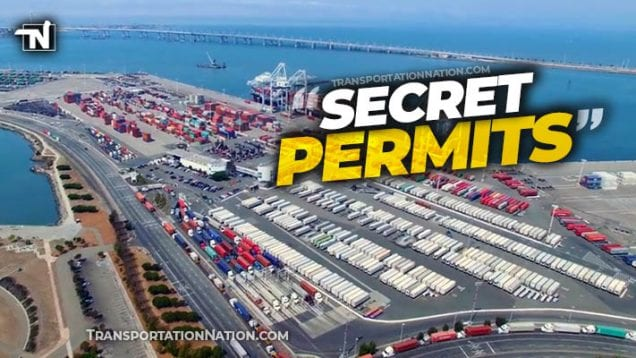 Secret Permits at Port of Oakland