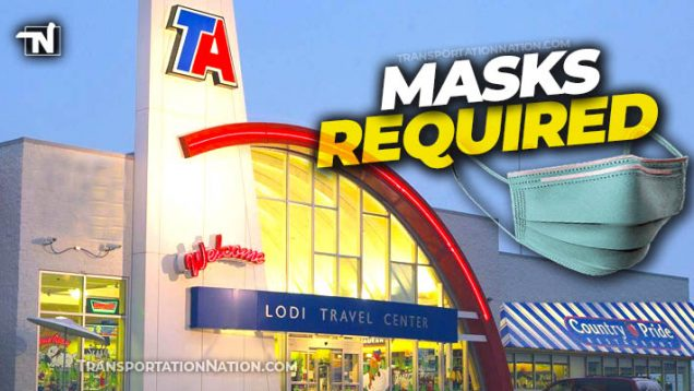 TA Masks Required