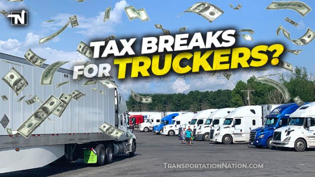 Tax Breaks for Truckers?