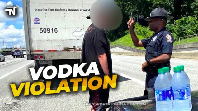 Vodka Violation