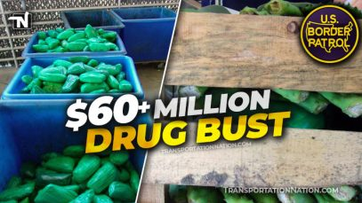 $60 million drug bust