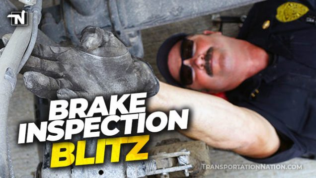 Brake Inspection Blitz