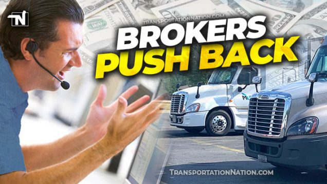 Brokers Push Back