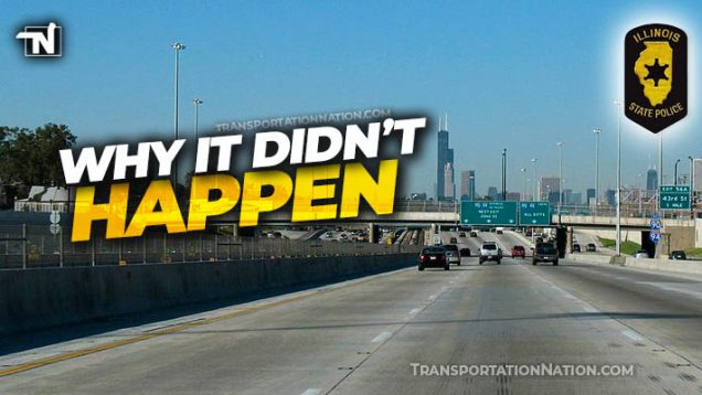 Chicago Dan Ryan Expressway Shutdown – Why It Didn't Happen