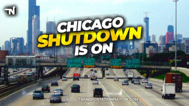 Chicago Shut Down Is On